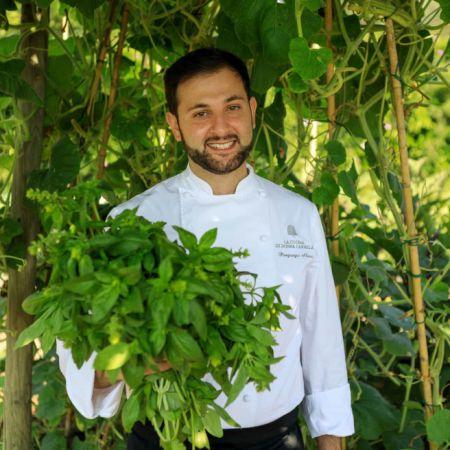chef Piergiorgio Alecci